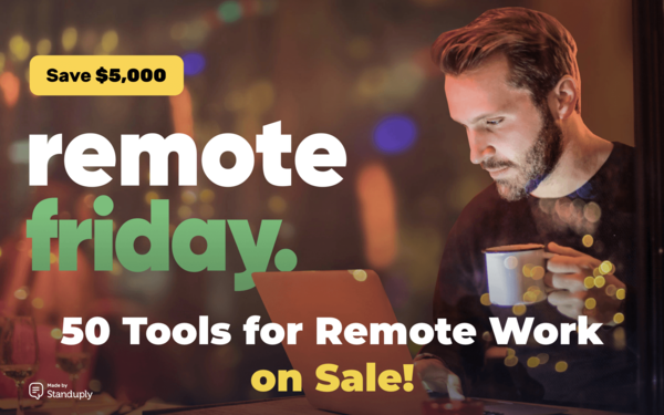 50 Amazing Deals on Remote Work Tools for Black Friday