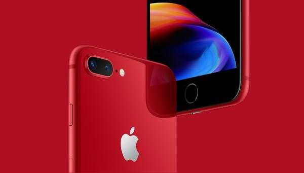 Rode Apple-logo's vragen wederom aandacht voor Wereld Aids Dag
