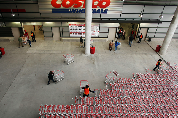 Costco's Thanksgiving Day Website Crash Cost It Nearly $11M