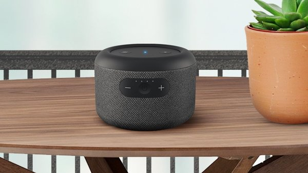 Amazon Launches First Battery-powered Portable Echo Speaker