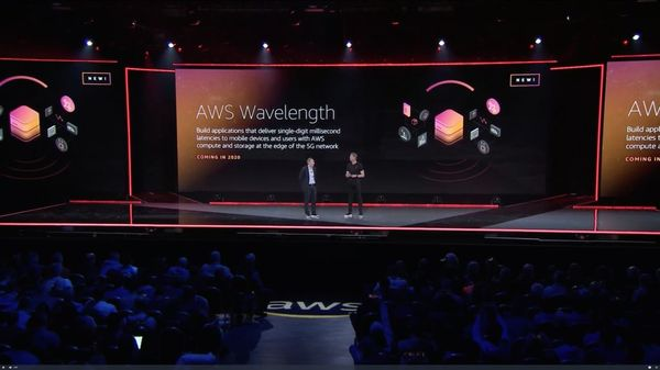 With Outposts, Local Zones, and Verizon, AWS looks beyond the cloud