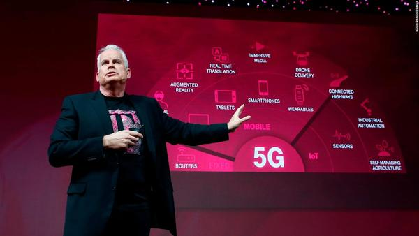 T-Mobile has launched nationwide 5G. Here's what that means