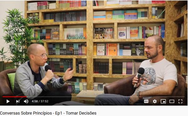 Podcast Conversas Sobre Princípios - Ep1 - Tomar Decisões