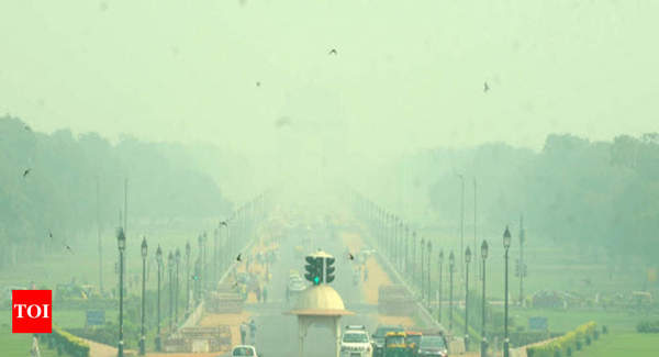 No central funds for Delhi under 'National Clean Air Programme