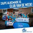 Zwem- en Poloclub Alkemade door VriendenLoterij benoemd tot Club van de Week