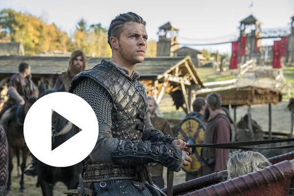 'Vikingos: el podcast oficial' — Repaso de la 5ª temporada de 'Vikingos'