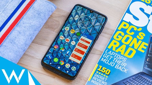 Motorola Moto G8 Plus review | Budgetsmartphone Plus | WANT