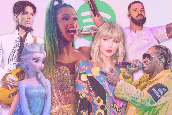 De 50 belangrijkste muziekmomenten uit de '10s
