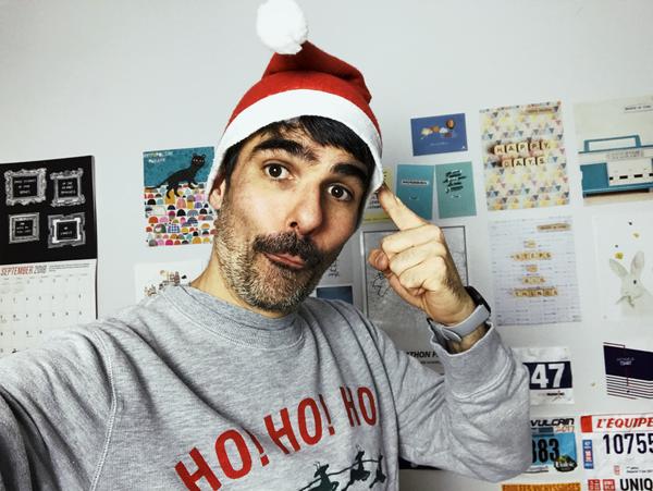 Vous voulez un autre truc fou ?! Je vais faire une vidéo par jour en décembre en plus du podcast et des lettres.