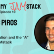 "Tamas Piros on education and the ""A"" in the JAMstack - That's My JAM...stack"