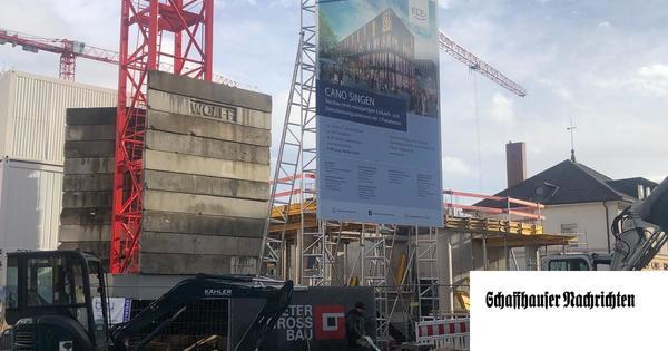 16'000 Quadratmeter Konkurrenz für Schaffhauser Einzelhändler: Das Cano