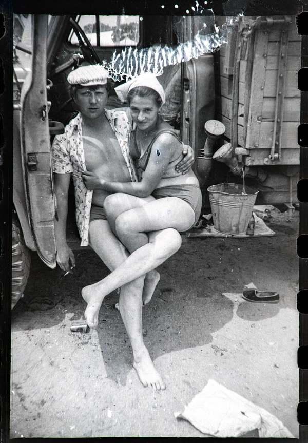 Photographic discovery is a window into Soviet-era Ukraine