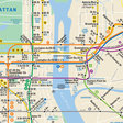 The New York City Subway Map as You've Never Seen It Before