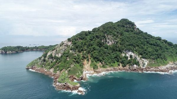 The Panamanian environmental authorities declared Bona Island a protected area. The island is located in the Gulf of Panama and next to the entrance of the interoceanic Pacific Channel, and serves as a nesting and breeding site for local and migratory seabirds from South America.