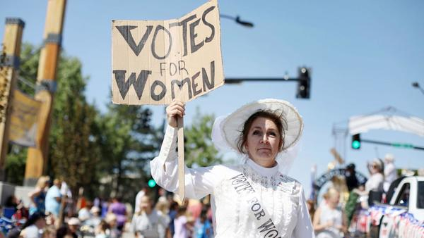 The Star-Tribune celebrates 150 years of women's suffrage