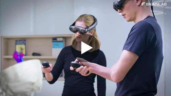 Take a gander how Magic Leap works for enterprise users.