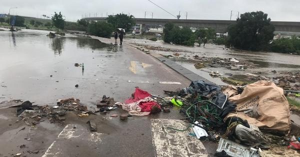 Two dead in Tshwane flooding | eNCA