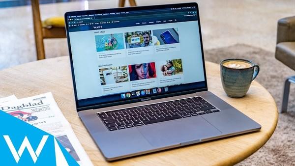 De 5 grootste vernieuwingen in de nieuwe MacBook   Apple MacBook Pro 16 inch review   WANT