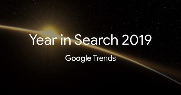 Google's Year in Search - Google Trends
