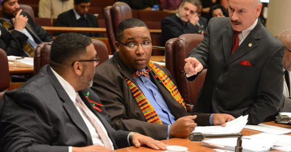 Beck's decision to abolish merit promotions could shortchange blacks and Hispanics, aldermen warn