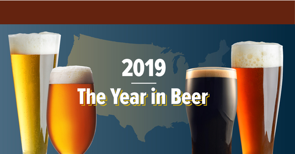 Big Year for Small and Independent Beer in 2019 | Brewers Association