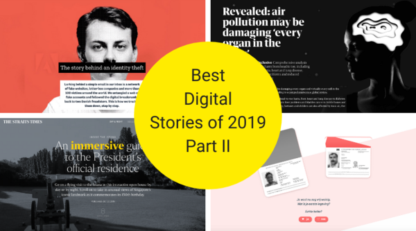 The 11 best digital stories of 2019 - Hackastory