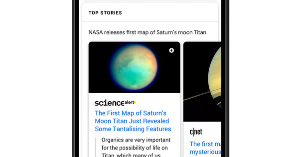 Google Begins Using BERT to Generate Top Stories Carousels in Search - Search Engine Journal