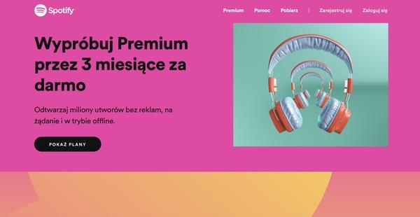 Spotify powstał w Szwecji i ma obecnie ponad 113 milionów subskrybentów