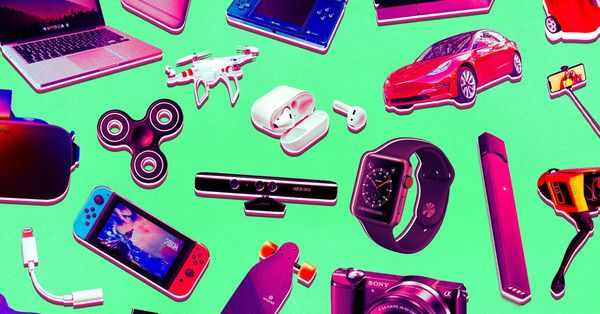iPhones, Samsung Galaxy, and more: the 100 gadgets that defined this decade