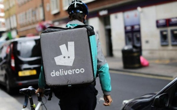Amazon Has 5 Days to Save Its Controversial Investment in UK Food Delivery Service Deliveroo
