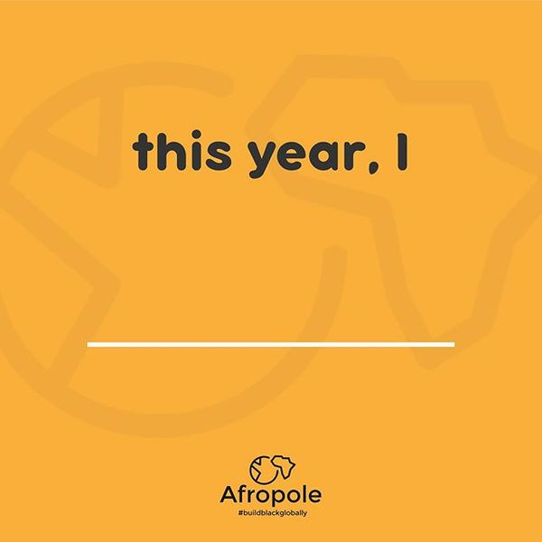 This year went by super fast, take some time to celebrate how you conquered fear this year!