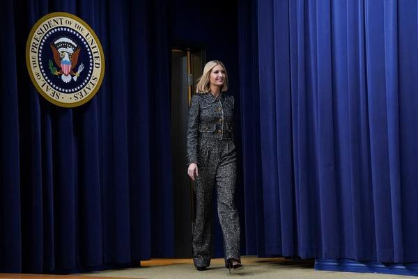 Ivanka Trump (foto: Reuters)