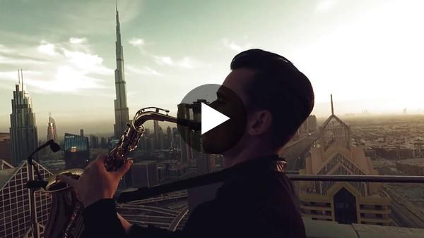Robert Burian feat. SaxoKid - So In Love (saxophone version)