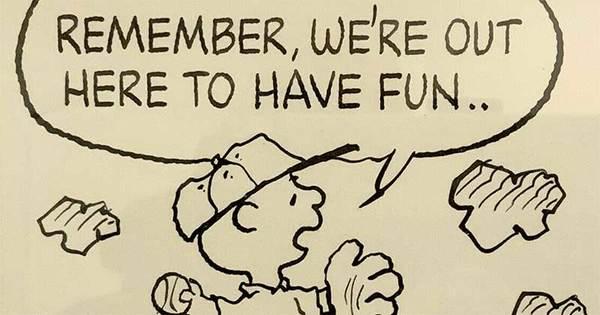 Charles Schultz - Peanuts Original Strip