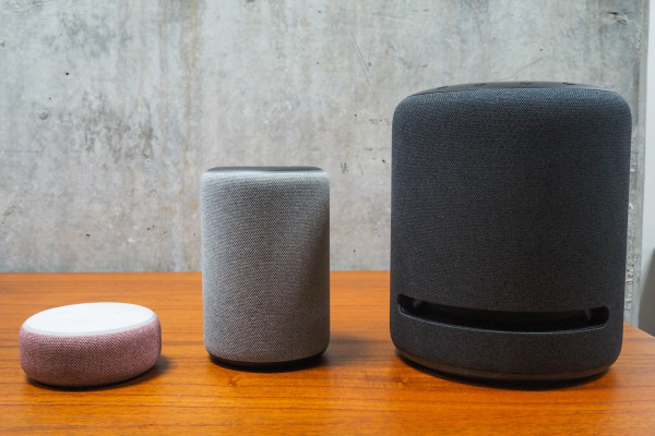 Apple and Spotify's podcasts come to Echo devices in the US