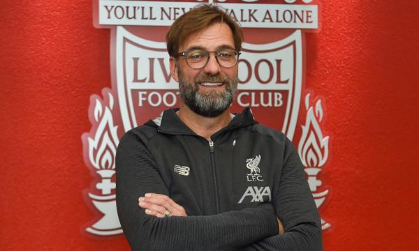 Jürgen Klopp na dłużej w Liverpoolu