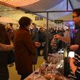 Woubrugge in kerstsfeer tijdens kerstmarkt in Sporthal Oudendijk