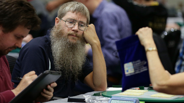 Winner Of French Scrabble Title Does Not Speak French