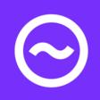 Het logo van Facebook's cryptomunt Libra