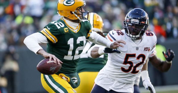 Bears eliminated from playoff chase after floundering in 21-13 loss to Packers