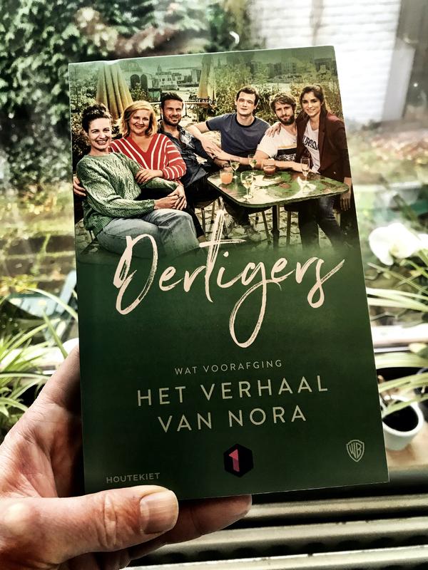 De cover van 'Het verhaal van Nora'.