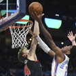 Bulls blow 26-point lead,  fall to Thunder