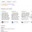 Google now shows carousels of reviews on local business profiles