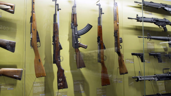 Wyoming museum takes aim at understanding history, culture of guns