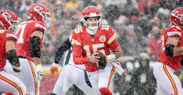 Maybe Bears QB Trubisky can make a statement in his head-to-head battle with Chiefs QB Patrick Mahomes