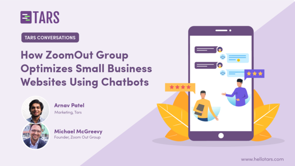 How ZoomOut Group Helps Small Businesses Up Their Marketing Game Using Chatbots