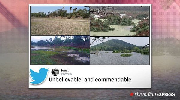 Lake in Chennai's Vandalur zoo revived, video goes viral