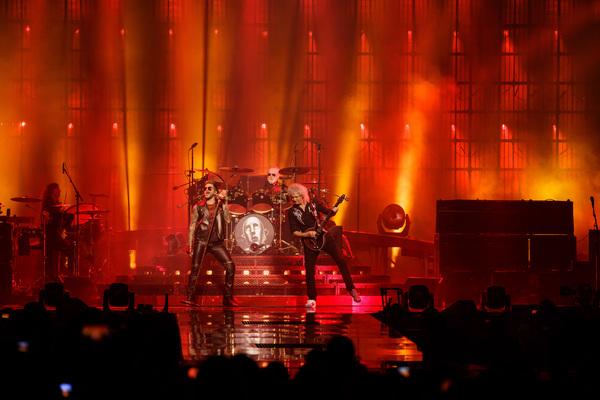 Queen Productions Ltd./ NTR