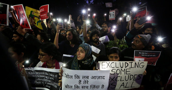 India Adopts the Tactic of Authoritarians: Shutting Down the Internet