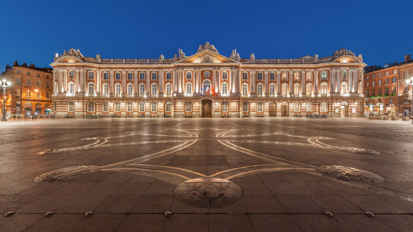 Capitole de Toulouse: location of the TC Dinner and Gardels Award Ceremony.